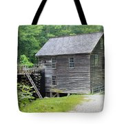 Mingus Mill In Tennessee Tote Bag