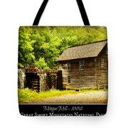 Mingus Mill -- Poster Tote Bag