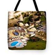 Mini Getaway Tote Bag by Andrew Paranavitana