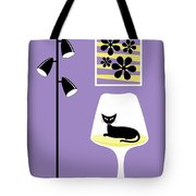 Mini Groovy Flowers 3 Tote Bag