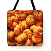 Mini Pumpkins Tote Bag