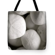 Mini Sand Dollars Tote Bag