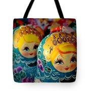 Mini Sarafans Tote Bag