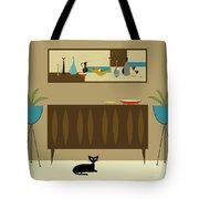 Mini Still Life Tote Bag