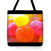 Mini Sugar Fruits Tote Bag