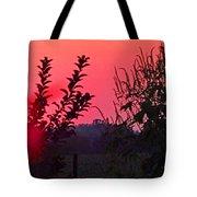 Mini Sunset Tote Bag