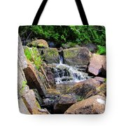 Mini Water Fall Tote Bag