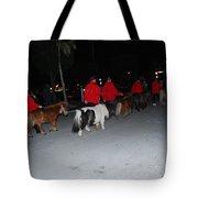 Miniature Ponys Tote Bag
