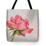 Miniature Rose II Tote Bag