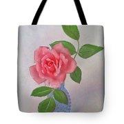Miniature Rose IIi Tote Bag