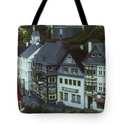 Miniature Village Tote Bag