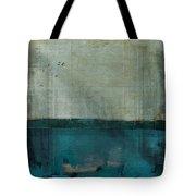 Minima - S02b Turquoise Tote Bag