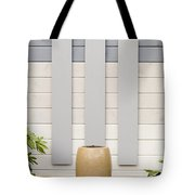 Minimal Gardening Tote Bag