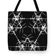 Minimal Life Cube Tote Bag