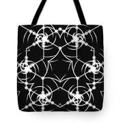 Minimal Life Vortex Tote Bag