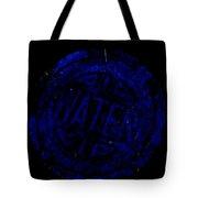 Minimalism Water Tote Bag