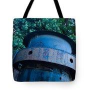Mining Boiler Tote Bag