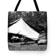 Mining Camp Tote Bag