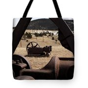 Mining Equipment Tote Bag