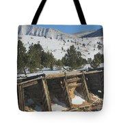 Mining History Tote Bag