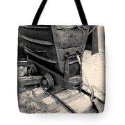 Mining Ore Cart Tote Bag