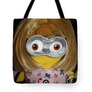 Minion In Disguise Tote Bag