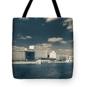 Ministry Of Defence Tote Bag