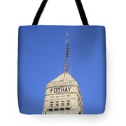 Minneapolis Tower Tote Bag
