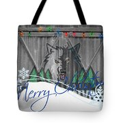 Minnesota Timberwolves Tote Bag