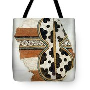 Minoan Livestock Painting Tote Bag