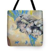 Minotaur Tote Bag