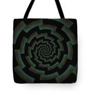 Minotaur's Labyrinth Tote Bag
