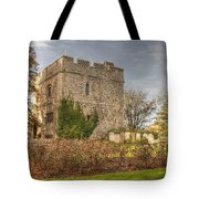 Minster Abbey Gatehouse Tote Bag