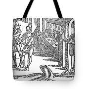 Minstrels, 17th Century Tote Bag
