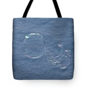 Minus Fifty Degrees Tote Bag