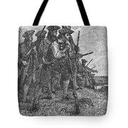 Minutemen, C1776 Tote Bag