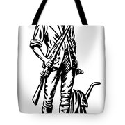 Minutemen Tote Bag