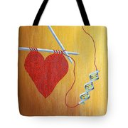 Miracle Of Dna Tote Bag