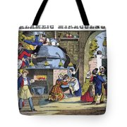 Miraculous Still, 1839 Tote Bag