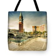Mirage And The Venitian  Tote Bag