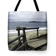As Summer Ends On Miramar Beach Tote Bag