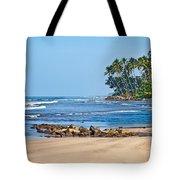Mirissa Beach Sri Lanka Tote Bag