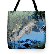 Mirror Lake Two New Zealand Tote Bag