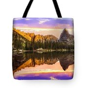 Mirror Lake Yosemite National Park Tote Bag