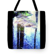 Climbing The Mirror Trees Tote Bag