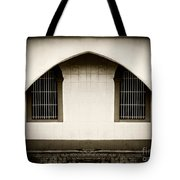 Mirrored Arch Tote Bag