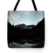 Mirrored Bells Tote Bag