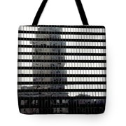 Mirrored Image Tote Bag