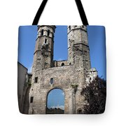 Mirrored Portal - Macon  Tote Bag