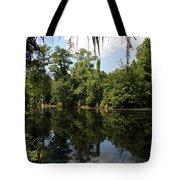 Mirrow Lake - Magnolia Gardens Tote Bag